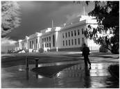 Old Parliament House during the 1950s